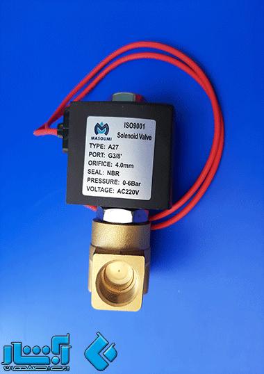 شیر برقی نیمه صنعتی کد AB0031