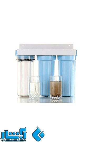 دستگاه تصفیه آب سه مرحله ای کد AB0010