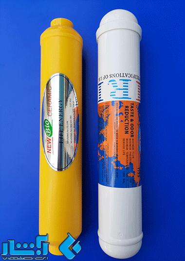 فیلتر شماره 5 (پست کربن) و شماره 6 (مینرال ) AB0037